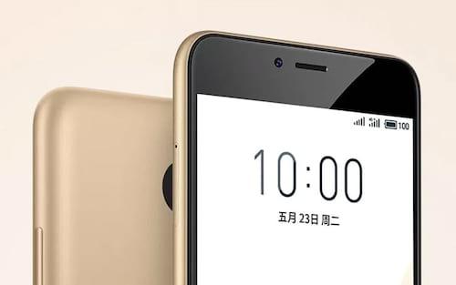 Lançado Meizu A5, o primeiro smartphone de entrada da companhia
