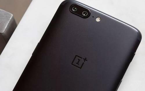 OnePlus 5 receberá atualização nos aparelhos com efeito geleia