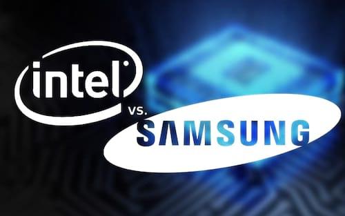 Samsung pode ultrapassar Intel como a maior fabricante de chips