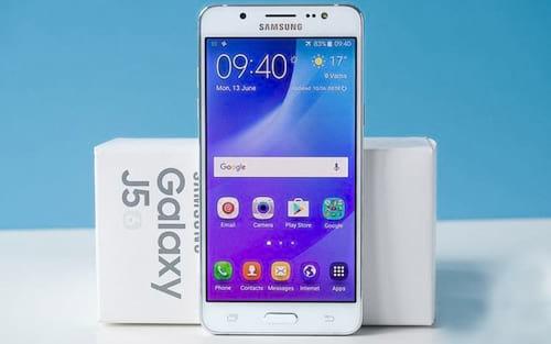 Galaxy J5 ganha versão Pro na Tailândia