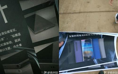 Nokia 8 surge sem bordas e com leitor de íris
