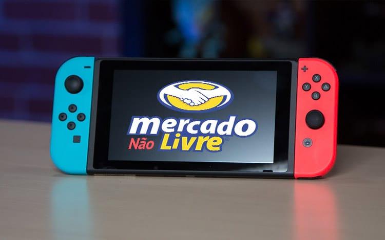 Nintendo Switch: Mercado não tão livre