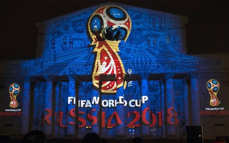 Copa do mundo Rússia