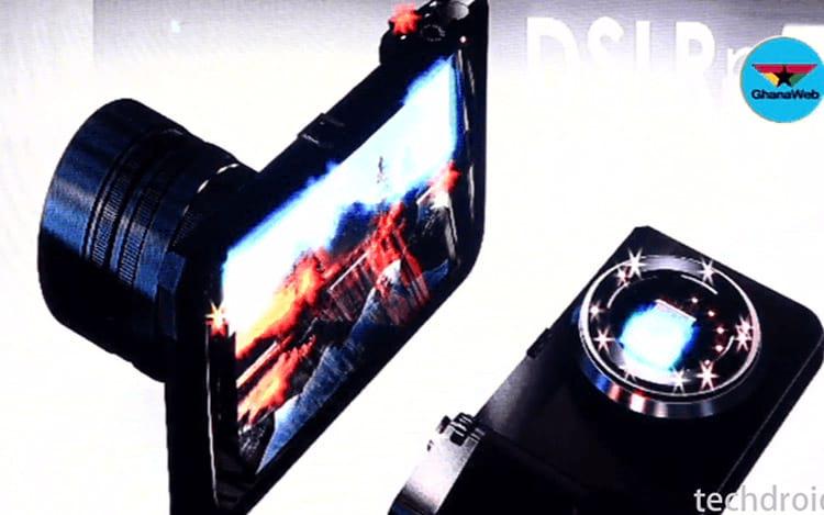 Moto Mod DSLR