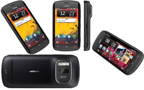 Novos smartphones Nokia chegam este ano com lentes Carl ZEISS