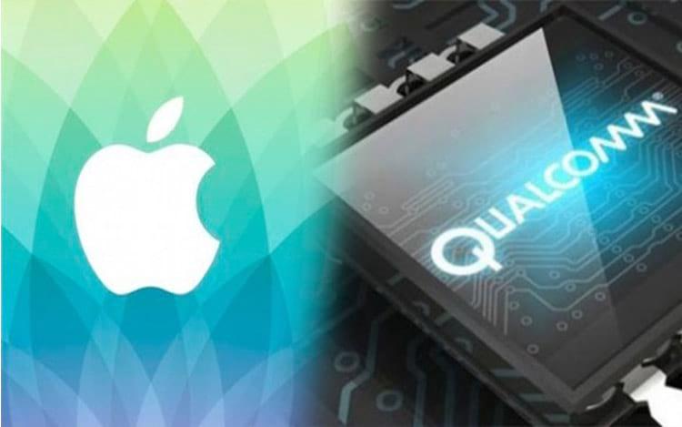 Qualcomm diz que valor de royalty por dispositivo cobrado é menos do que a Apple cobra por um adaptador de tomada