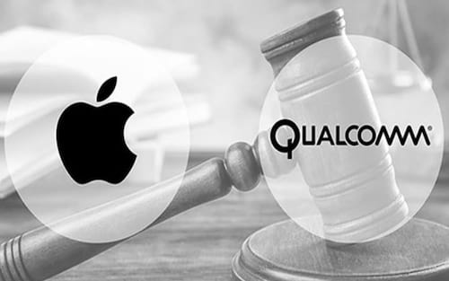 Qualcomm processa Apple e tenta impedir importações do iPhone