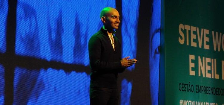 Neil Patel é um dos maiores nomes em promoção de conteúdo na internet
