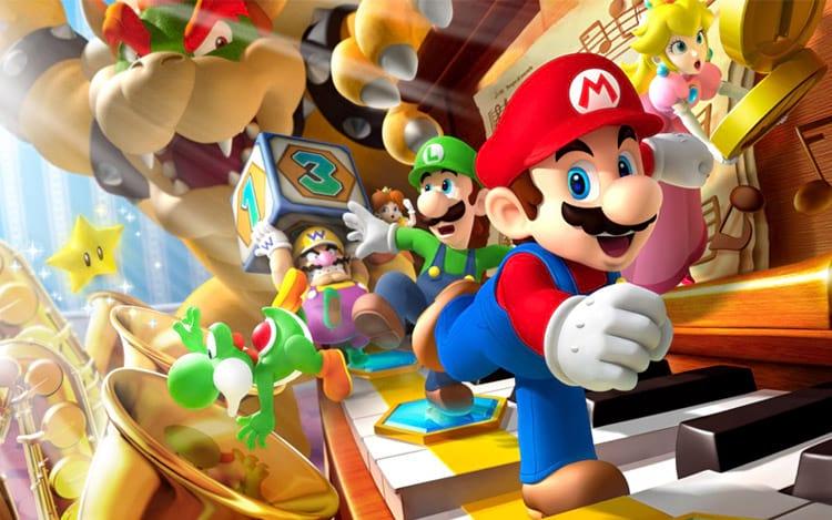 Havaianas lança coleção de chinelos do Super Mario