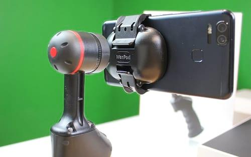 Review WenPod SP1+ - Vale a pena comprar um estabilizador de imagens para smartphones?