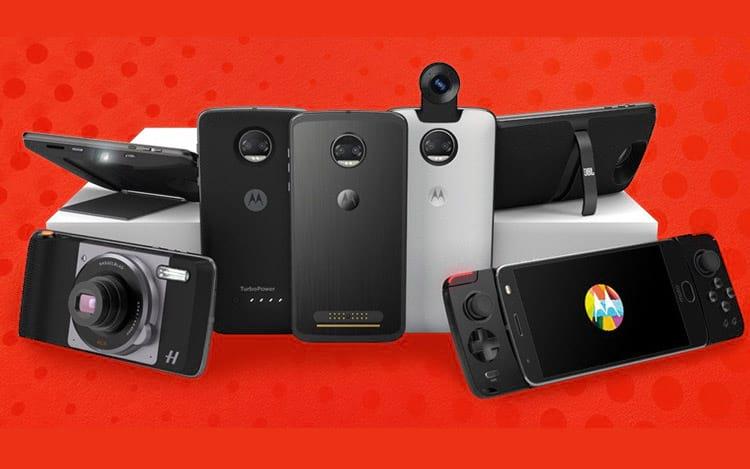 Imagem do Moto Z2 surge no site da Motorola