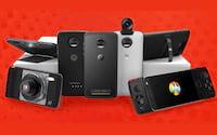 Moto Z surge em site da Motorola e Lenovo
