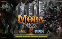 NVIDIA anuncia o Moba Box, uma linha de PCs para rodar League of Legends, Dota 2 e jogos do gênero