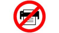 Como limpar a fila de impressão e voltar a imprimir normalmente no Windows 10