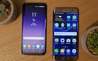 Samsung S7 registrou mais vendas que S8