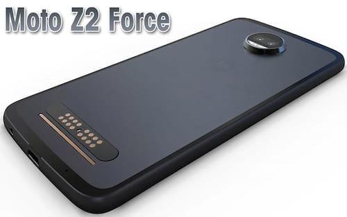 Motorola poderá lançar Moto Z2 Force no dia 25 de julho