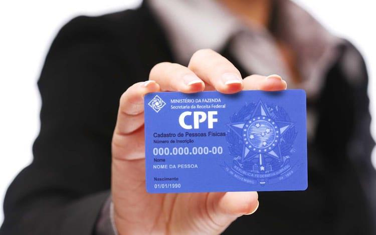 CPF obrigatório na internet? você concorda