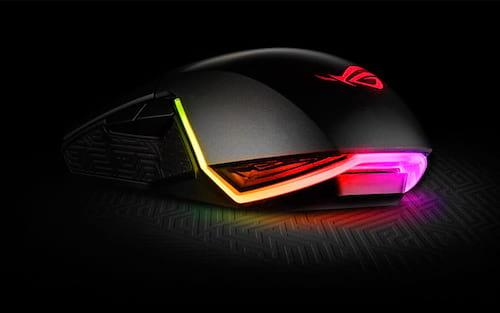 ASUS Republic of Gamers anuncia novo mouse gamer Pugio
