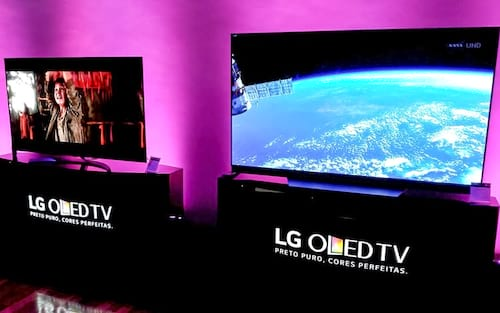 LG lança novas TVs 4K E7 e B7 no Brasil