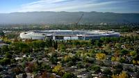 Vídeo mostra como estão as obras do Apple Park