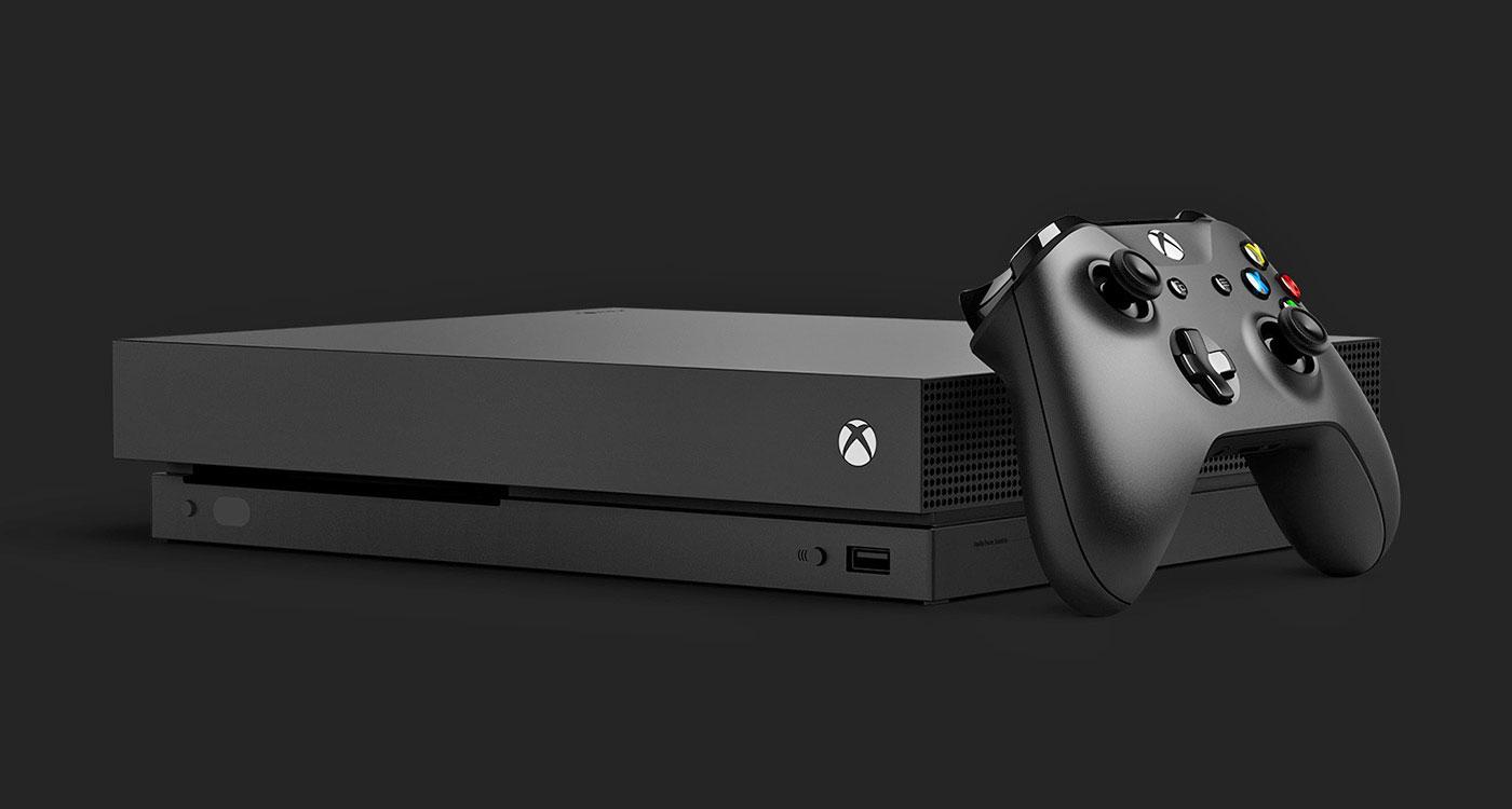 Xbox One X nem chegou ao mercado e o seu sucessor já pode estar sendo desenvolvido.