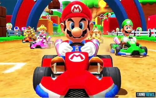 Mario Kart Arcade GP VR ganha trailer para o HTC Vive