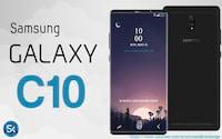Galaxy C10 pode vir com sistema de câmera dupla e botão de ativação Bixby