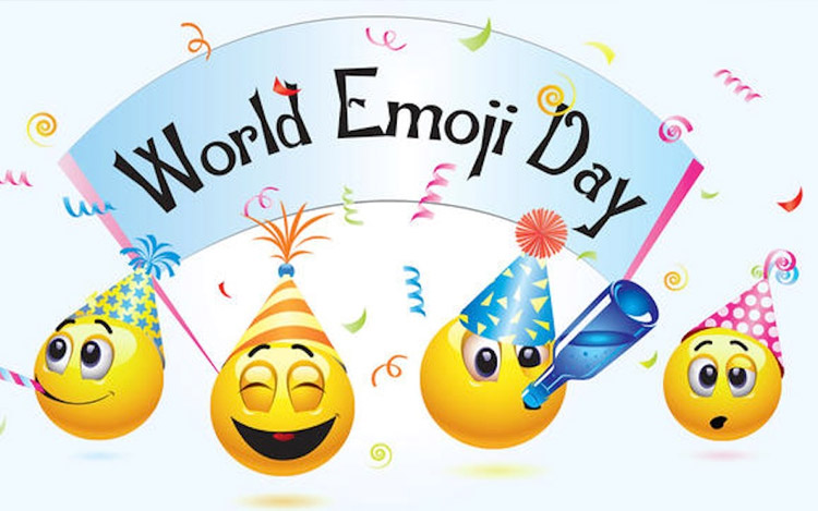 Dia internacional do Emoji