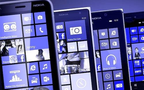 Apenas um em cada mil celulares conta com Windows Phone integrado