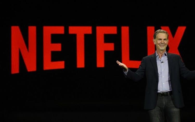Aconteceu. Netflix 'quebra' patamar dos cem milhões de subscritores