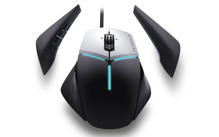 Mouse linha Alienware