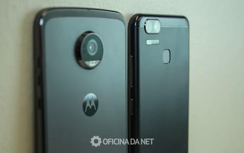 Zenfone 3 Zoom ou Moto Z2 Play, qual dos dois comprar?