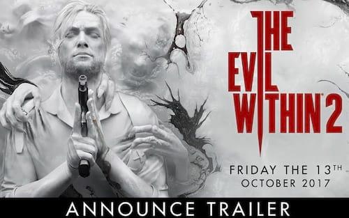 Trailer de The Evil Within 2 mostra pela primeira vez cenas do jogo rodando