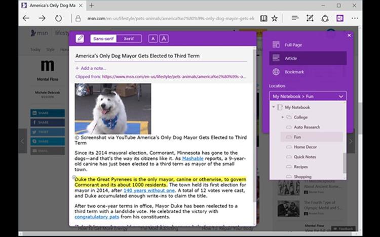 As melhores extensões para o Microsoft Edge
