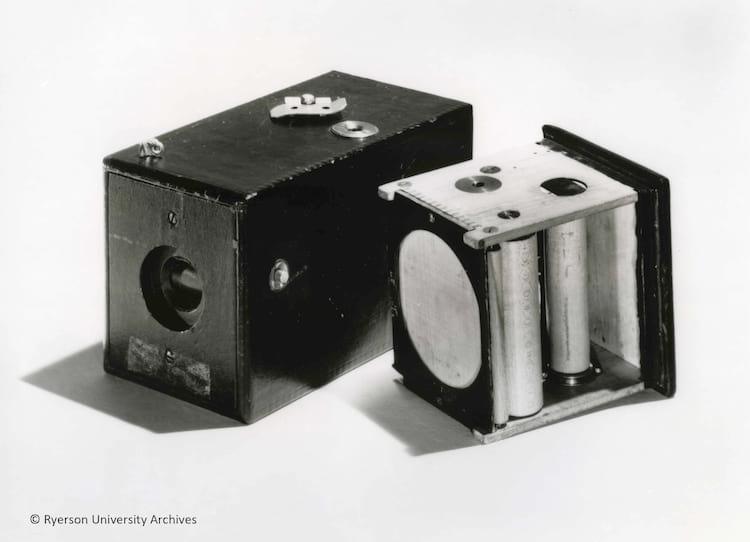 A primeira câmera pessoal do mundo, a Kodak de 1888