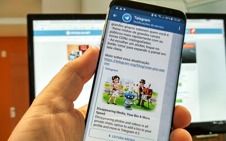 Telegram snapchat