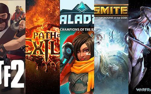 Top jogos gratuitos da Steam e que rodam em PC sem placa de vídeo