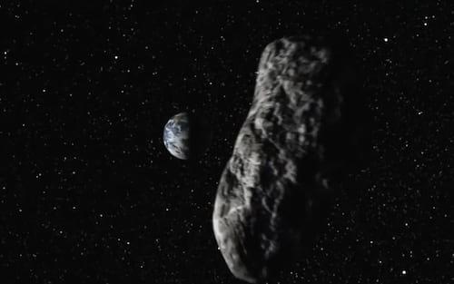 Asteroide passa raspando pela Terra sem ser percebido
