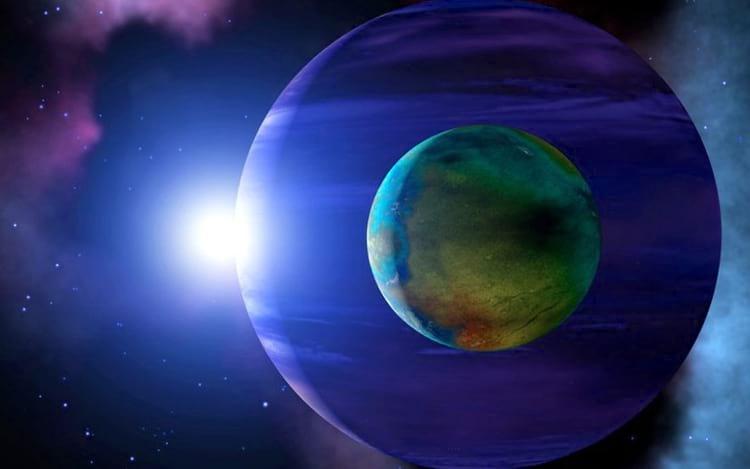 Kepler-1625b I a quatro mil anos luz da Terra