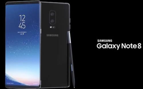 Samsung Galaxy Note 8 será lançado em agosto com quatro variantes
