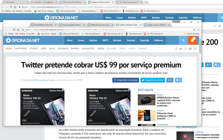 12 Truques escondidos no Google Chrome