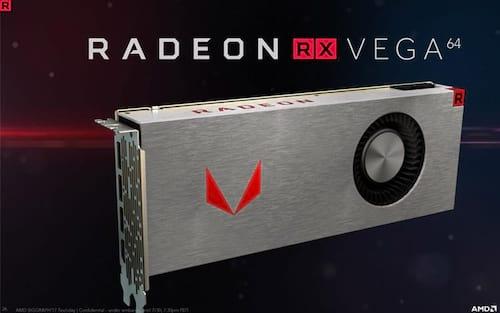 AMD lança duas novas placas de vídeos tops de linha: RX Vega