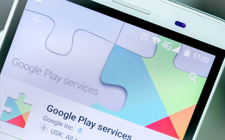 Google Play Services é o app mais baixado