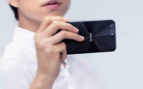 ASUS revela imagem oficial do Zenfone 4 no Instagram