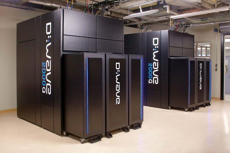 O computador quântico mais avançado do mundo na atualidade