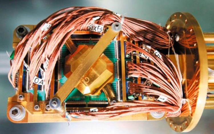 Computador quântico da D-Wave