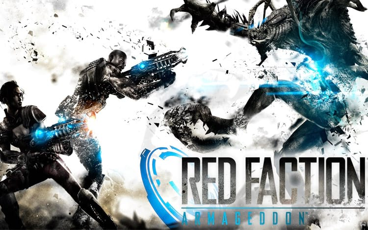 Game Red Faction: Armageddon