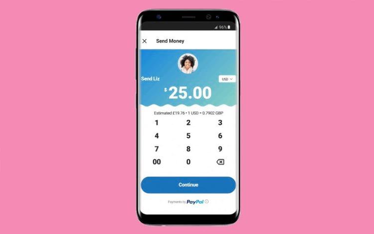 Enviar dinheiro pelo Paypal no Skype