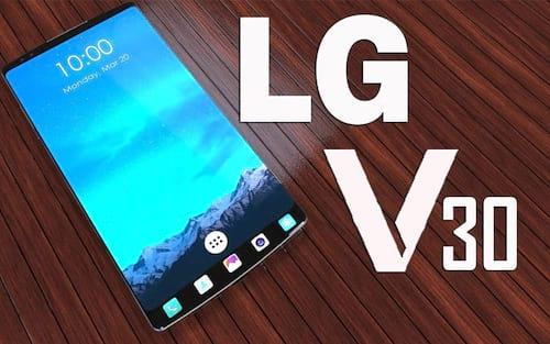 LG V30 deve vir com barra flutuante no display