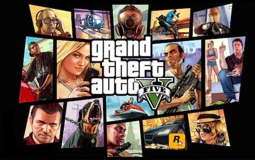 GTA V é um dos games que mais gera receita para Take-Two